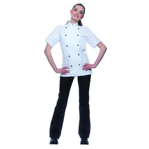Karlowsky Bluza kucharska damska, rozmiar 44, biała | , pauline