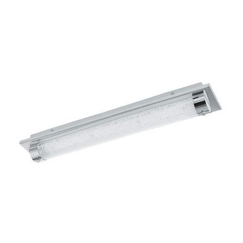 Kinkiet lampa ścienna Eglo Tolorico 1x19W LED IP44 chrom / przezroczysty 97055