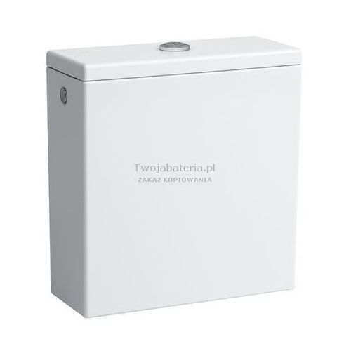 Laufen Pro A zbiornik WC do kompaktu bez powłoki H8299520008721