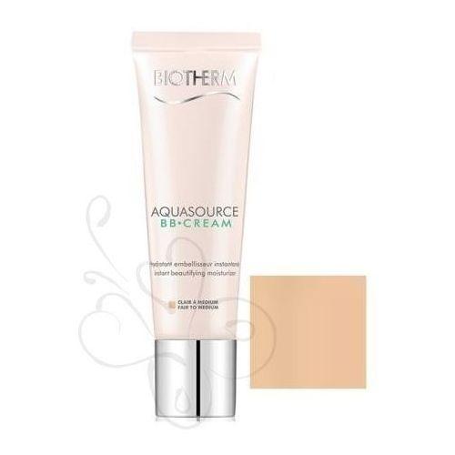 Acquasource bb cream krem koloryzujący do twarzy cream medium 30ml od producenta Biotherm
