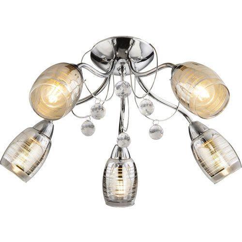 Globo 56688-5 - Lampa sufitowa LILLY I 5xE14/40W/230V (9007371333745)