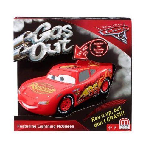 Mattel Gra Gas Out Cars 3 - DARMOWA DOSTAWA OD 250 ZŁ!!