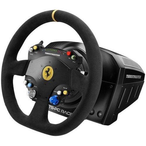 Thrustmaster Kierownica ts-pc racer ferrari 488 challenge edition (pc) darmowy transport (3362932915119)
