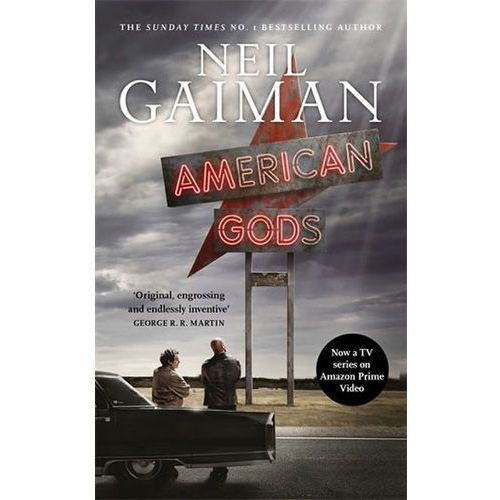 American Gods (736 str.)