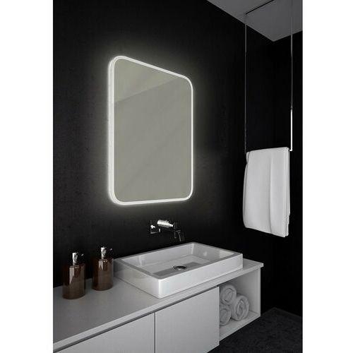 Lustro łazienkowe z oświetleniem wbudowanym senso 50 x 70 marki Dubiel vitrum