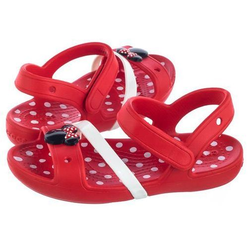 Sandałki Crocs Lina Minnie Sandal K Flame 204999-8C1 (CR164-a)
