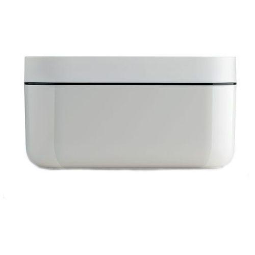 Foremka i pudełko do lodu Ice Box - Lekue (Kolor:: Biały)