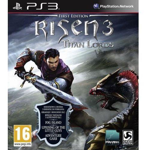 Risen 3 Władcy tytanów (PS3)