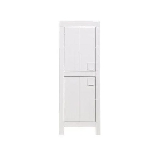 Woood Szafka TAMAR z półkami biała 361219-GBW (8714713040346)