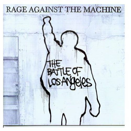Sony music The battle of los angeles (cd) - rage against the machine (5099749199323)