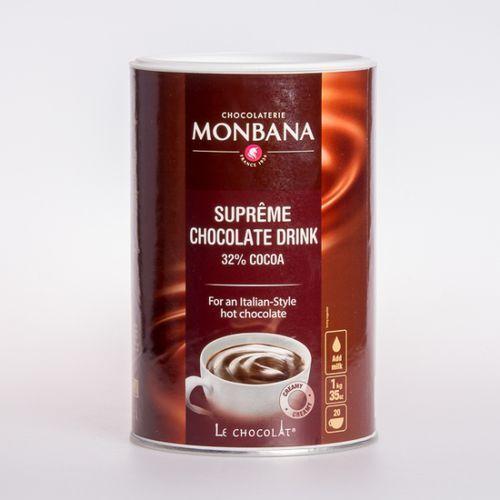 Czekolada na gorąco Monbana Supreme 1kg (3474340090613)