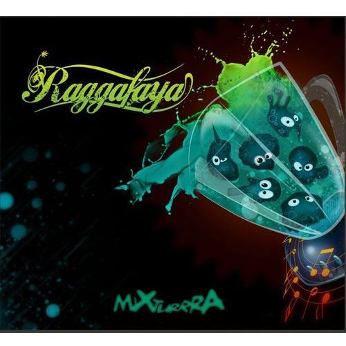 Raggafaya - mixturrra (digipack) (*) marki Rockers publishing
