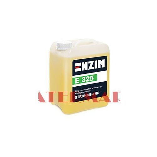 e325 do mocnych zabrudzeń 5l silny koncentrat stronger hd marki Enzim