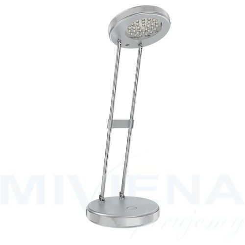 Call stołowa z zasilaczem + usb srebrnoszara 230v marki Red
