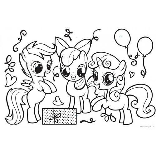 My Little Pony Puzzle 48 (5900511365092)