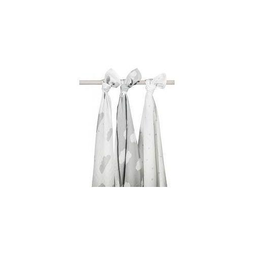 Otulacze du�e 115x115cm Jollein (szare niebo), 535-850-65057