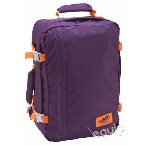 Plecak torba podręczna CabinZero 36l + pokrowiec organizer gratis - purple cloud