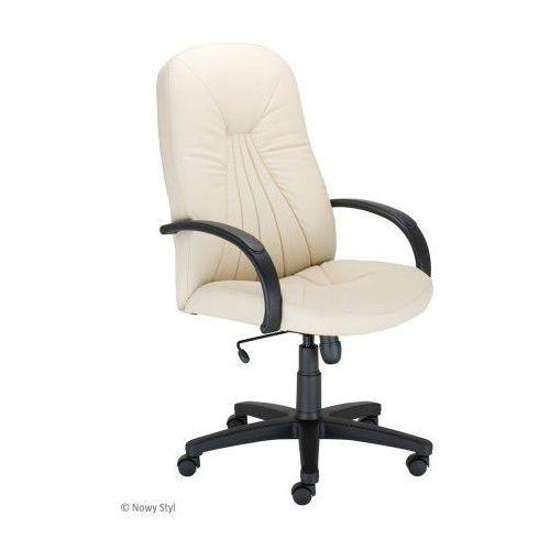 Krzesło atlanta z mechanizmem tilt marki Nowy styl