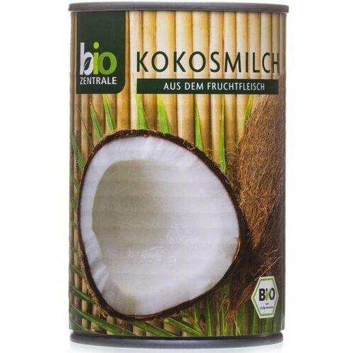 Mleczko kokosowe 400ml - bio zentrale bez glutenu bez laktozy eko marki 111bio zentrale