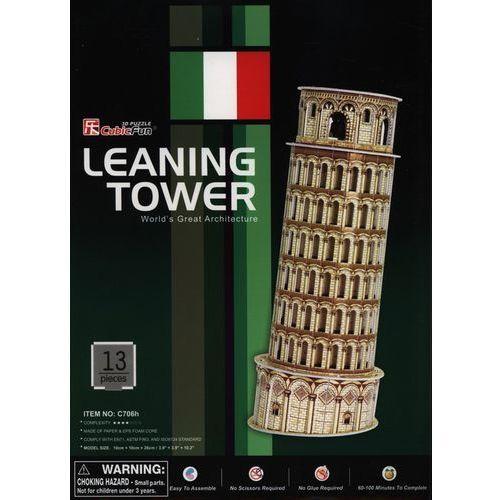 Puzzle 3D Budynek Krzywa Wieża w Pizie