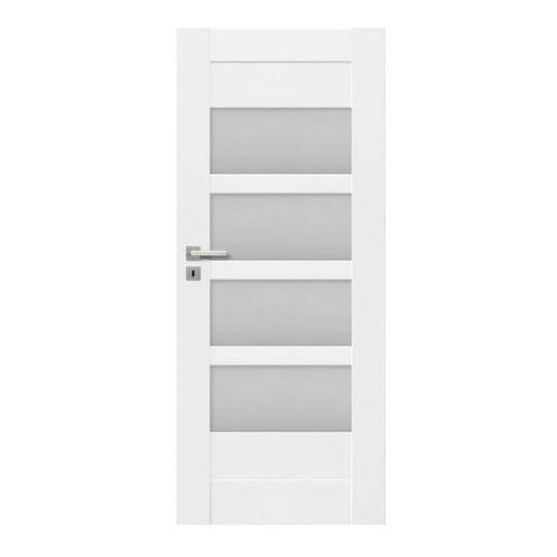 Drzwi pokojowe Ombra 70 prawe kredowo-białe