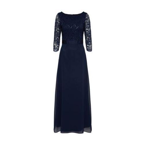 Swing Suknia balowa navy, kolor niebieski