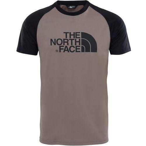 Koszulka raglan tee t937zynxl marki The north face