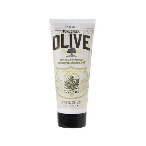 olive i olive blossom ciała, mleko 200 ml marki Korres