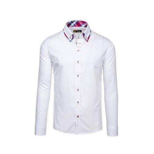 ee5c75eb4f9751 Koszule męskie Kolor: biały, ceny, opinie, sklepy (str. 1 ...