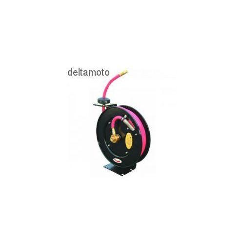 Zwijacz z wężem ciśnieniowym do smarów i olejów hydraulicznych, marki Valkenpower