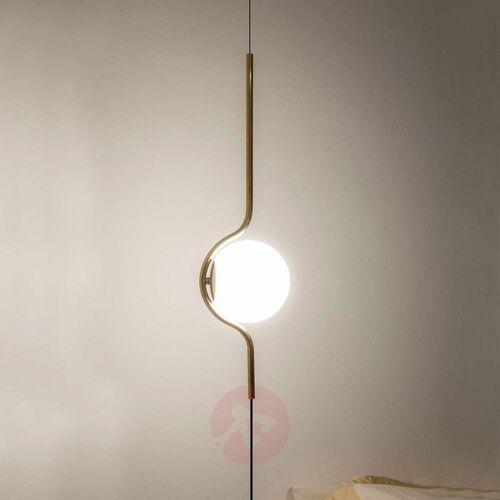 Faro Barcelona Levita Lampa Wisząca Złoty, 1-punktowy - Klasyczny - Obszar wewnętrzny - Levita - Czas dostawy: od 10-14 dni roboczych