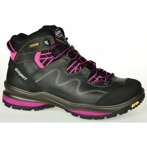 Damskie buty trekkingowe grigio czarne 36 marki Grisport