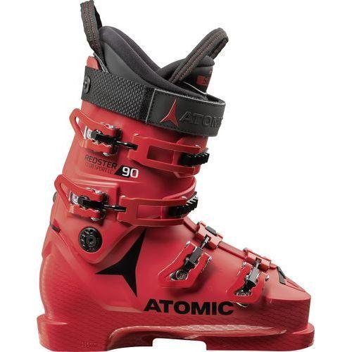 Buty narciarskie Redster Club Sport 90 LC Czerwony/Czarny 25
