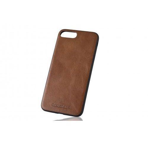 Etui DBRAMANTE1928 Billund do Apple iPhone 7 Plus Jasnobrązowy
