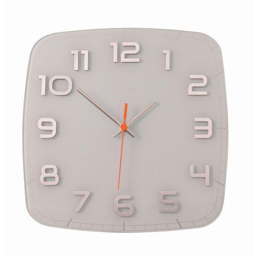 - zegar ścienny classy - biały marki Nextime