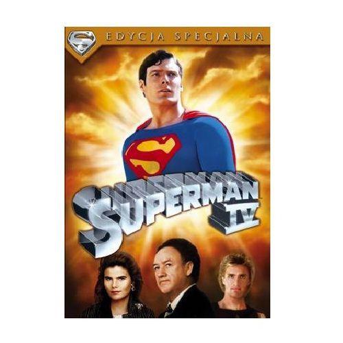 Superman IV (7321909870024). Najniższe ceny, najlepsze promocje w sklepach, opinie.