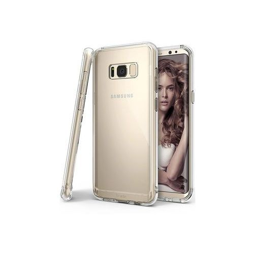 Ringke Samsung galaxy s8 plus - etui na telefon fusion - transparentny