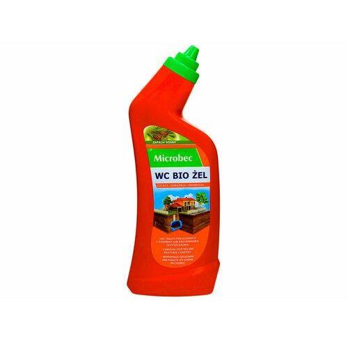 Żel do wc microbec. środek do czyszczenia wc 750ml. marki Bros
