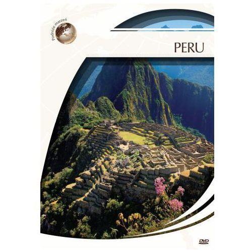 DVD Podróże Marzeń Peru (film)