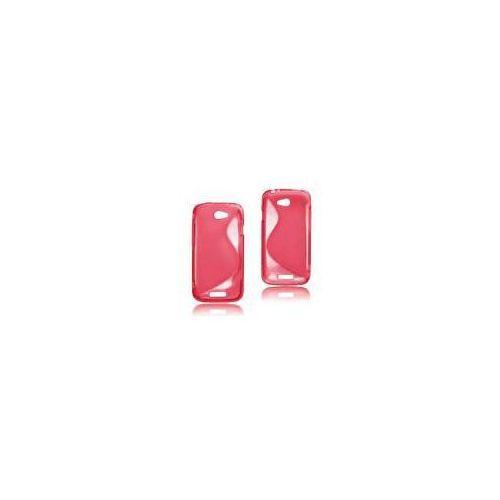 TELLME Etui TPU River dedykowane do HTC One M7 - czerwone Odbiór osobisty w ponad 40 miastach lub kurier 24h, kup u jednego z partnerów