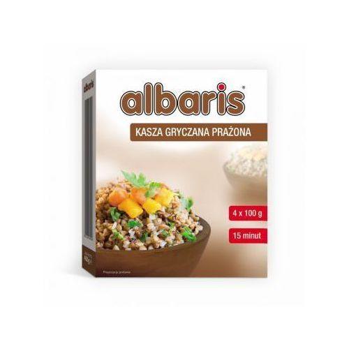 Kasza gryczana prażona Albaris 4x100 g (5902180550106)