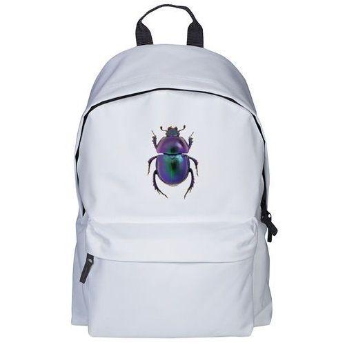 Plecak Beetle Violet, kolor fioletowy