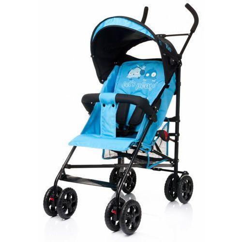 4baby Rio XV Blue wózek spacerowy - Blue (5901691952621)