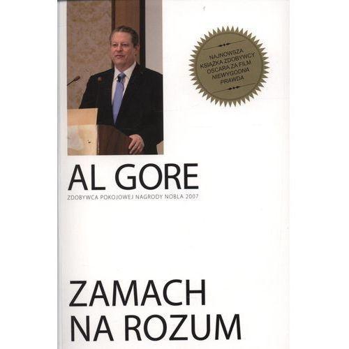 Zamach na rozum - Wysyłka od 3,99 - porównuj ceny z wysyłką (ISBN 9788375080940)