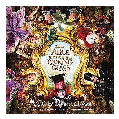 Universal music polska Alice through the looking glass (alicja po drugiej stronie lustra) (ost)