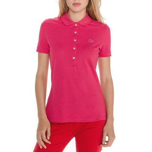 Lacoste Polo Koszulka Różowy XL