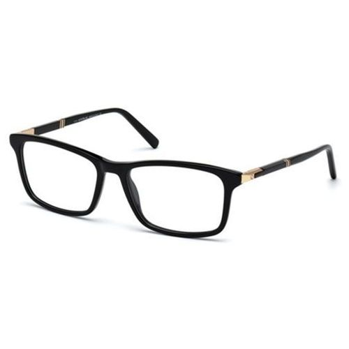 Okulary korekcyjne mb0540 001 marki Mont blanc
