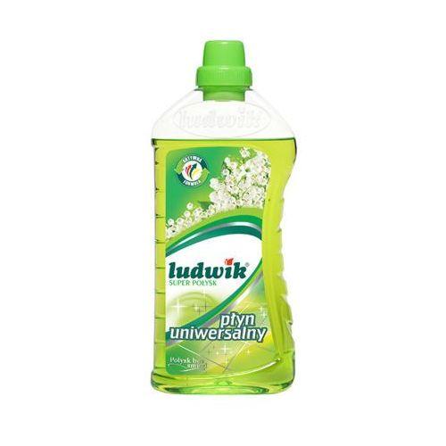 Ludwik 1l super połysk płyn uniwersalny do mycia marki Inco-veritas