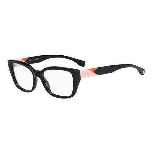 Okulary korekcyjne  ff 0169 facets 807 marki Fendi