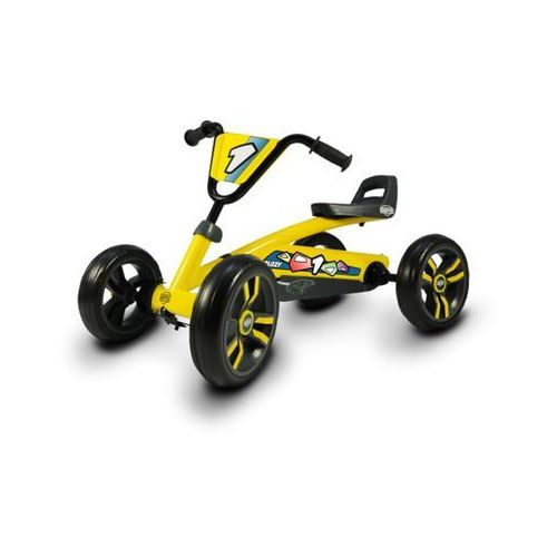 BERGTOYS Pedal Go-Kart Berg Buzzy Fiat 500